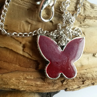 Necklace Butterfly Moments