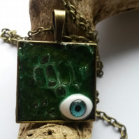 Necklace Dragon's Eye First