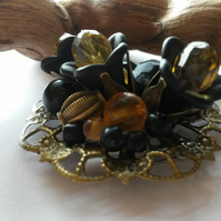 Brooch Darkness