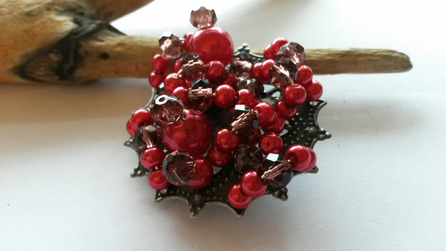 Brooch Elizabeth Bathony