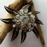Brooch Catherine Wheel Influence