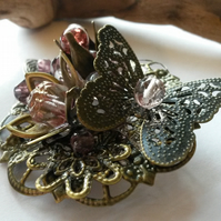 Brooch The Butterfly