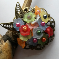 Brooch Little Posy