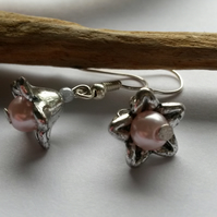 Earrings Audrey Pink