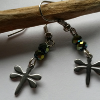 Earrings Dragonfly Dreams