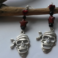Earrings - Pirates!!!!