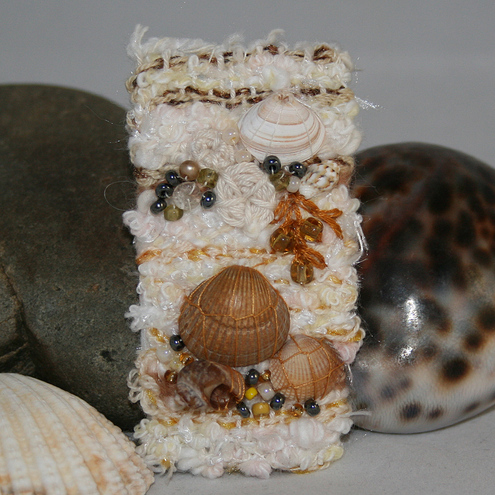 Seashore Brooch