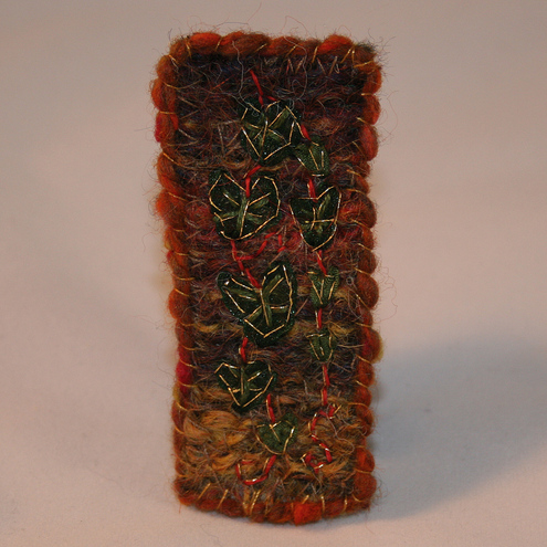 REDUCED Ivy - Brooch