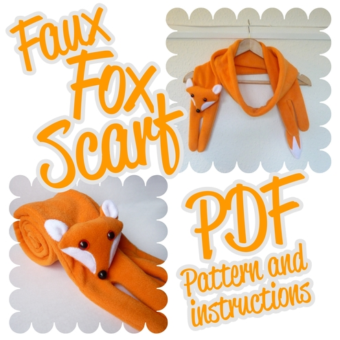 Faux Fur Stole Pattern? Askives - Askives - Answers to