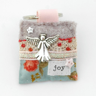 angel keyring - religious gift - angels