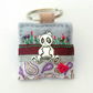 panda keyring - gifts for girls - cute panda