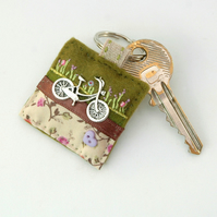 Keyring - gift for cyclist