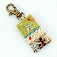 bag charm - travel gifts - holiday accessories