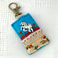 unicorn bag charm - unicorn gifts - gifts for teens