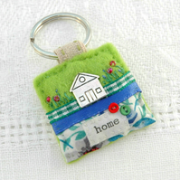home keyring - new home gift - housewarming gift - first home gift