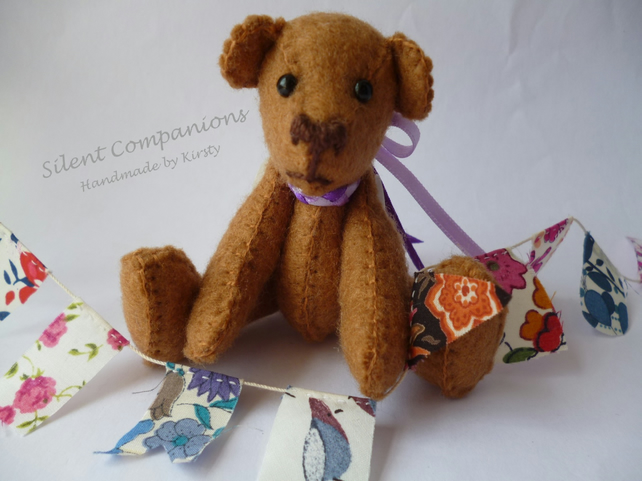 Personalisable Teddy Bear