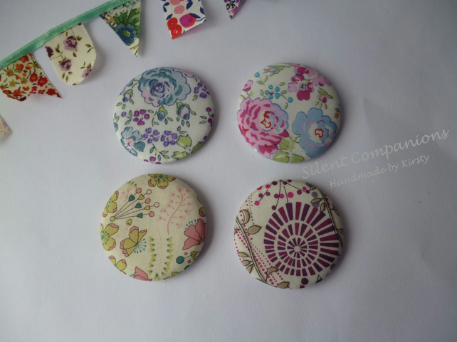 Magnets, Liberty fabric spring
