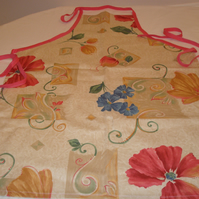 PETITE APRON SIZE APPROX. 8 to 10