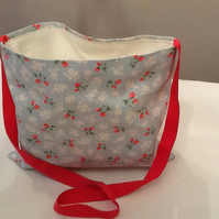 HANDMADE PEG BAG PRACTICAL DESIGN, CATH KIDSTON FABRIC