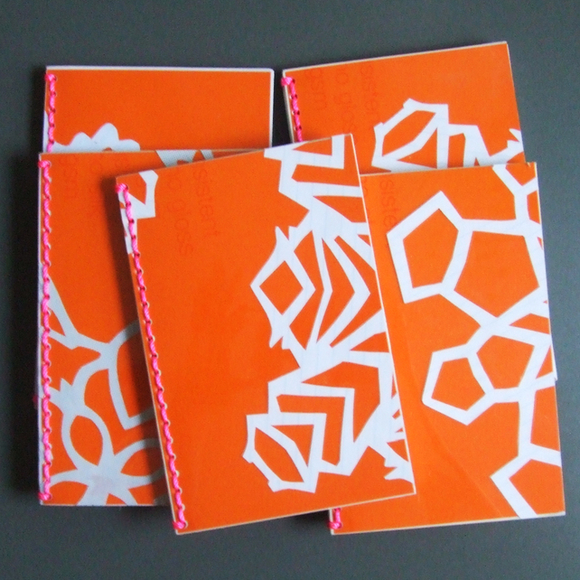 Orange Ideas Book