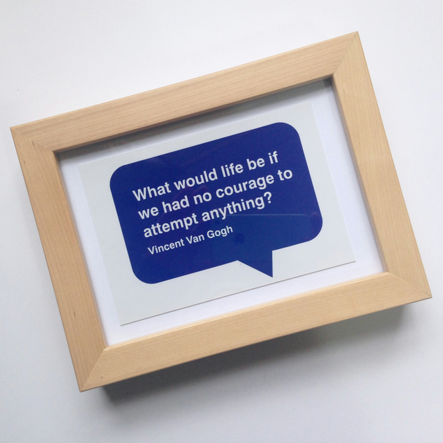 What Would Life Be - Framed Print