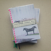 Everywhere Journal - Two-Headed Horse