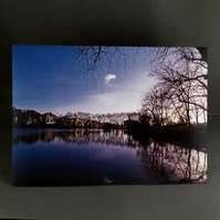 Hampstead Heath Greeting Card