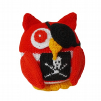 Jack the Pirate Owl