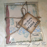 Needle case / needle book - Joy design