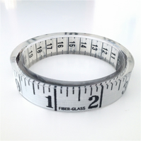 White Tape Measure Bangle Sewing Jewellery. Handmade in Ireland