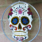 Suncatcher - Day of the Dead Skull - Large