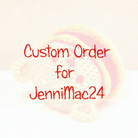 Custom Order for JenniMac24