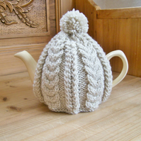 Mini Cable Tea Cosy