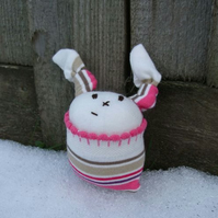 Norma the Snow Bunny
