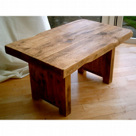 New Hand Made Rustic Coffee Table