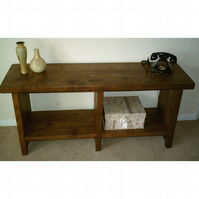 Large rustic sideboard - unit