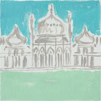 Brighton Royal Pavilion Print