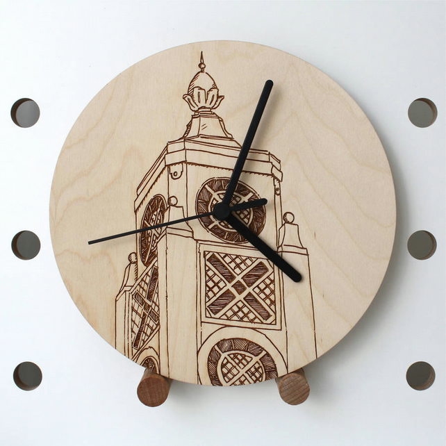 Oxo Tower Clock