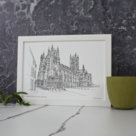 Canterbury Christchurch University Print