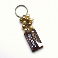 Chocolate Keyring