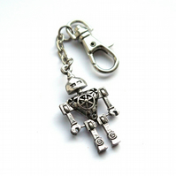 Little Robot Keyring