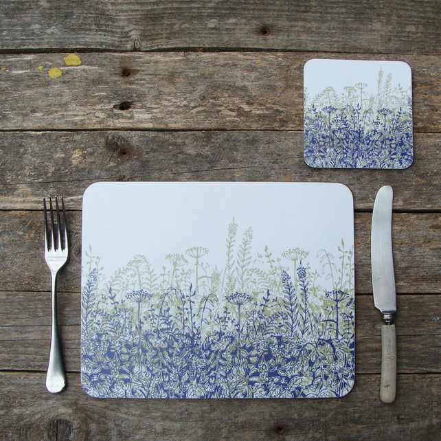 Hedgerow Placemats (set of 4)