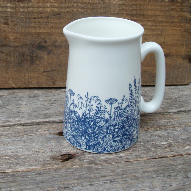 Half Pint Hedgerow Jug