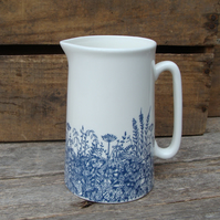 Large Hedgerow Jug