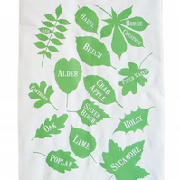 'Tree Towel' Tea Towel