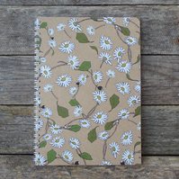 Daisy Chain Notebook