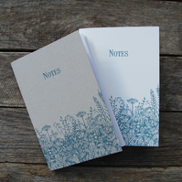 Blue Hedgerow Notebooks