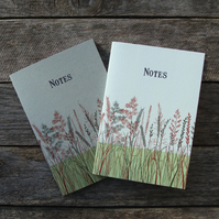 Grasses Notebooks