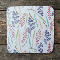 Grasses Coasters (set of 4)