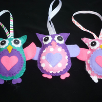 Tooth Fairy Owl